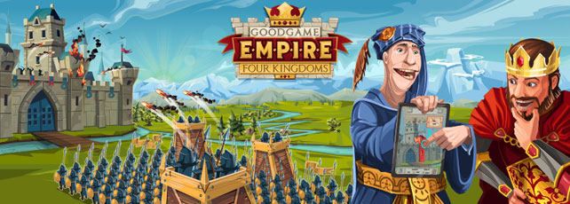 Empire Four Kingdoms Cheats